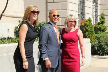 BizCARES delegation members in Washington, DC
