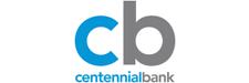 Centennial Bank Logo