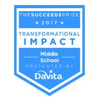 middle school award logo