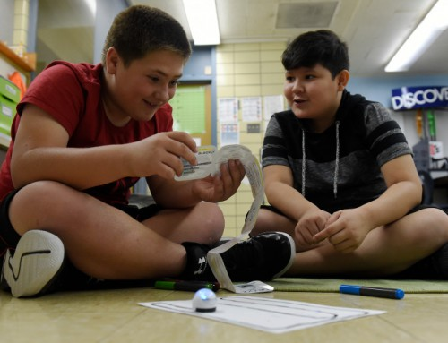 Transformation Through STEM in Englewood Public Schools