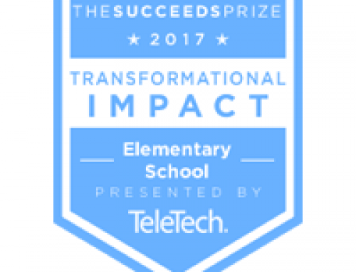 The Succeeds Prize 2017 Finalists – Elementary School
