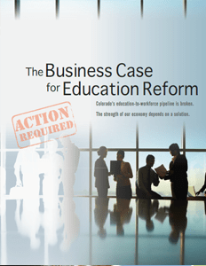 business case for education reform cover