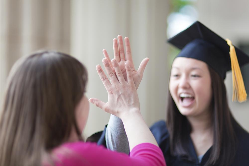 Adams 12's ICAP program has helped increase four-year graduation rates.