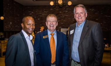 Colorado Succeeds past Board Chair, Al Timothy of MillerCoors with Sen. Tim Neville